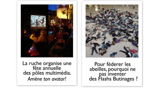 Visuels events