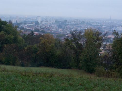 Panorama sur Bordeaux