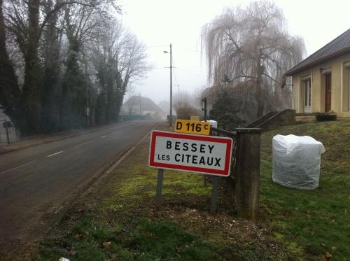 Bienvenue à Bessey-les-citeaux