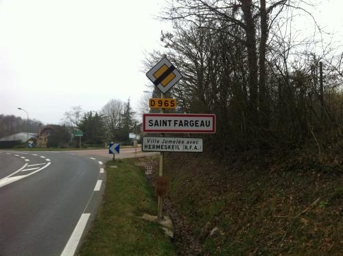 bienvenue à Saint-fargeau