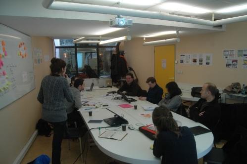 """""""Construire les réseaux"""" : temps de réflexion collectif"""