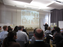 Conférence de sensibilisation aux espaces d'innovation et de créativité par S.Rocq