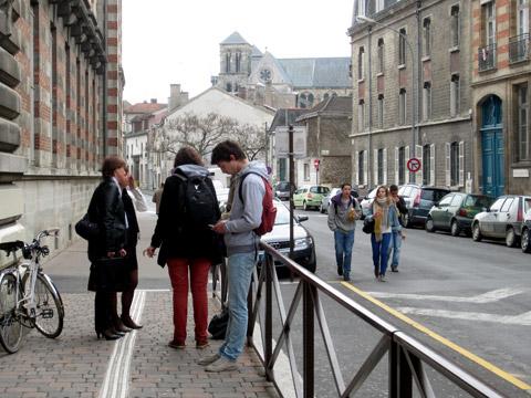 immersion au lycée Bayen de Châlons-en-Champagne